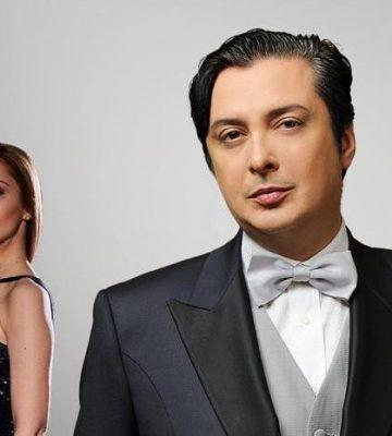 "Vasil Petrov and Zornitsa Ilarionova on tour with a second version of ""SymphoNY way"""
