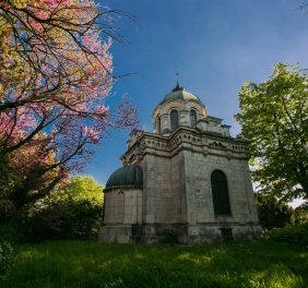 Romanian Mausoleum, Museum Section and M...