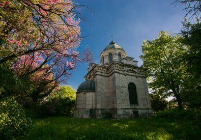 Румынский мавзолей, экспозиция и мемориа...